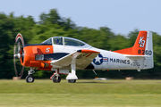 F-AYVF - Private North American T-28B Trojan aircraft
