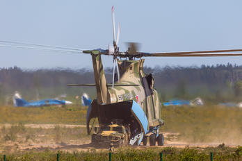 RF-13381 - Russia - Air Force Mil Mi-26T2