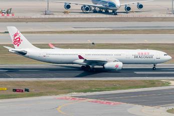 B-HLB - Dragonair Airbus A330-300