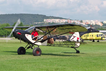 OM-M657 - Private Zlin Aviation Savage Classic