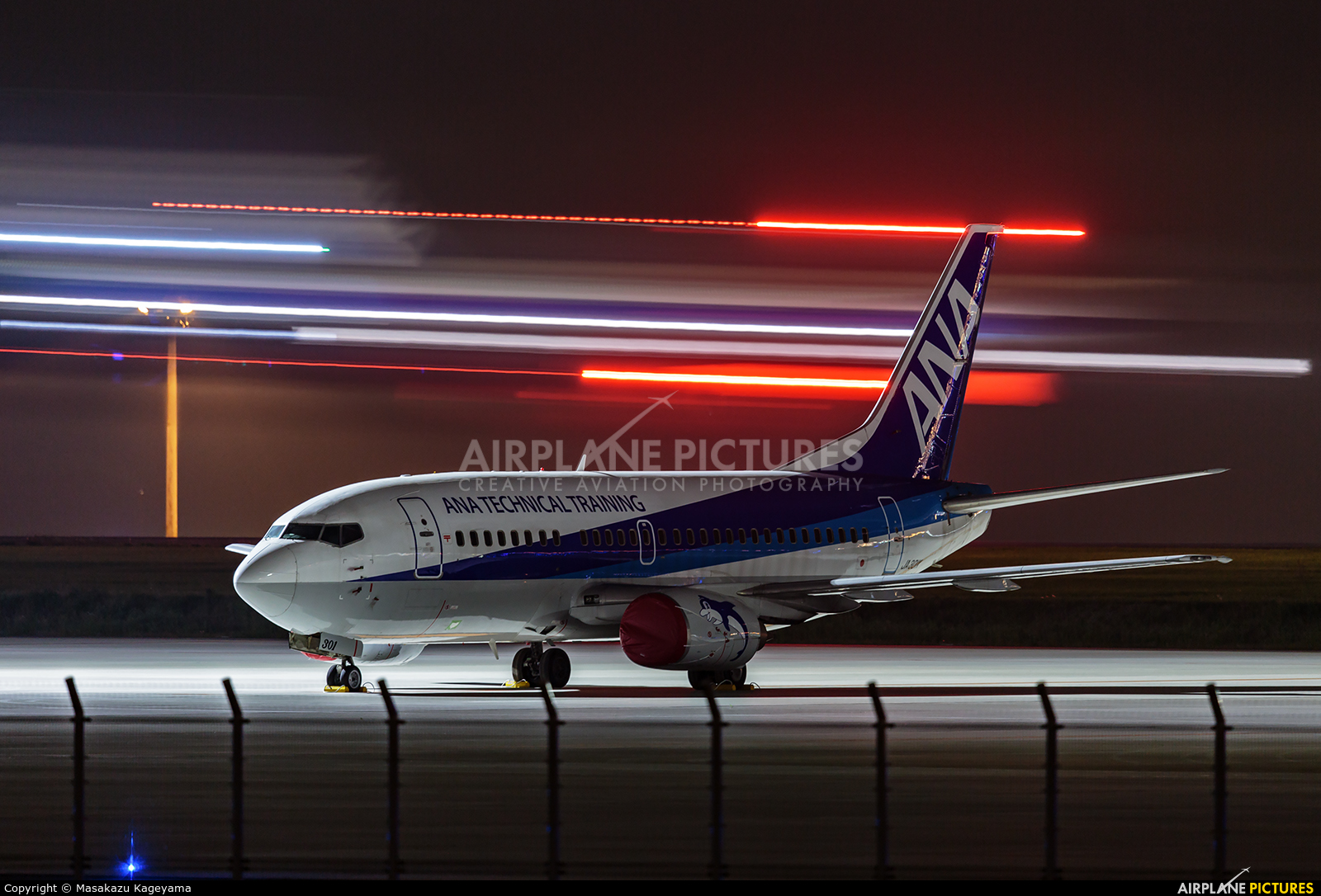 ANA - All Nippon Airways JA301K aircraft at Tokyo - Haneda Intl