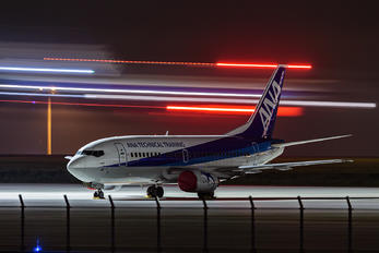 JA301K - ANA - All Nippon Airways Boeing 737-500