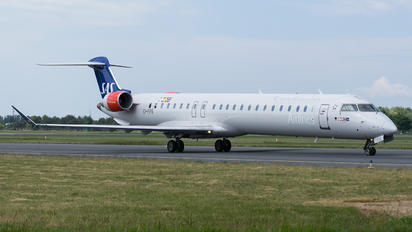 EI-FPB - SAS - Scandinavian Airlines (CityJet) Canadair CL-600 CRJ-900