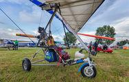 9A-UVC - Zrakoplovni klub Bjelovar Pipistrel Spider aircraft