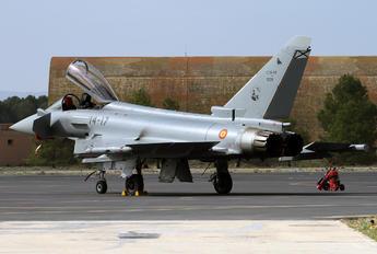 C.14-58 - Spain - Air Force Eurofighter Typhoon