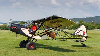 OM-M657 - Private Zlin Aviation Savage Classic