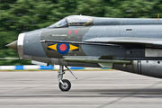 XS904 - Royal Air Force English Electric Lightning F.6 aircraft