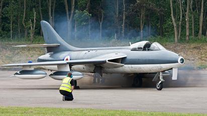WT806 - Royal Air Force Hawker Hunter GA.11