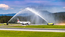 Air France opens a route from Paris to Bergen title=