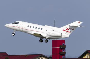 HB-VHV - Private British Aerospace BAe 125
