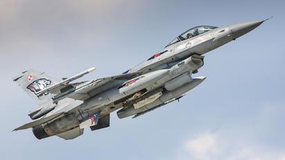 4058 - Poland - Air Force Lockheed Martin F-16C Jastrząb