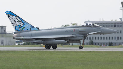 MM7322 - Italy - Air Force Eurofighter Typhoon S