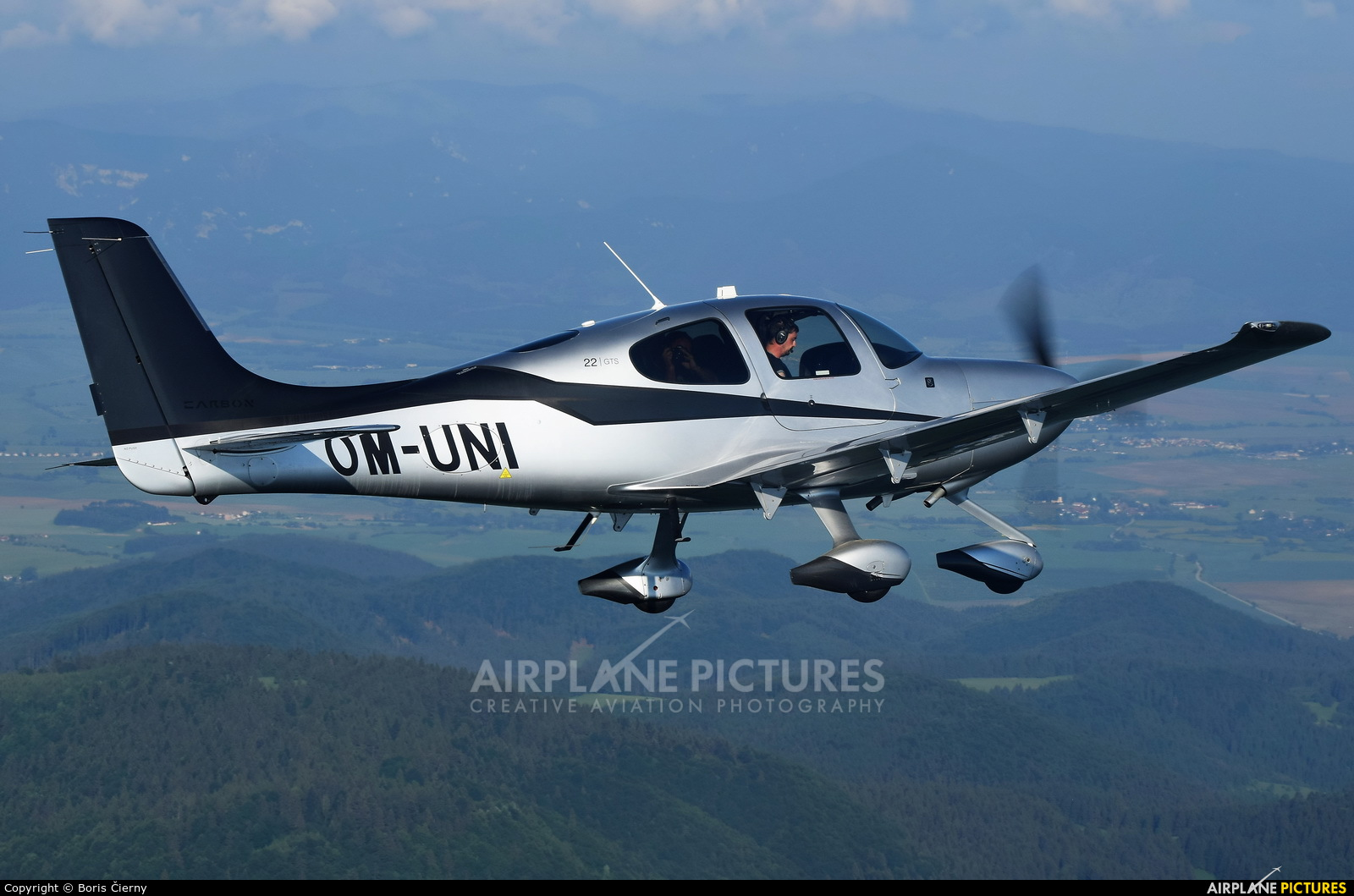 Private OM-UNI aircraft at In Flight - Slovakia