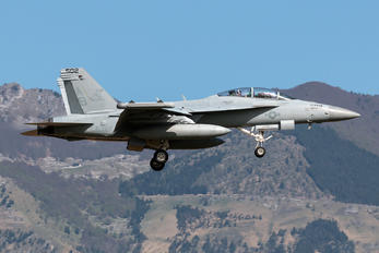 168269 - USA - Navy Boeing EA-18G Growler