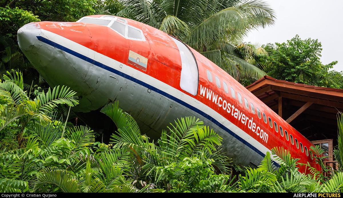 Avianca HK-3133X aircraft at Off Airport - Costa Rica