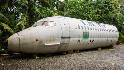 N570SH - UM Air McDonnell Douglas MD-82