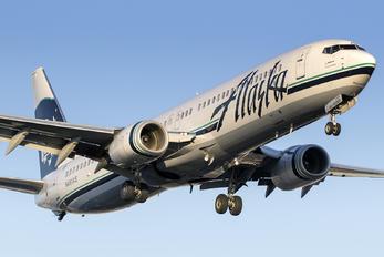 N461AS - Alaska Airlines Boeing 737-900ER