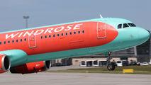 UR-WRH - Windrose Air Airbus A321 aircraft