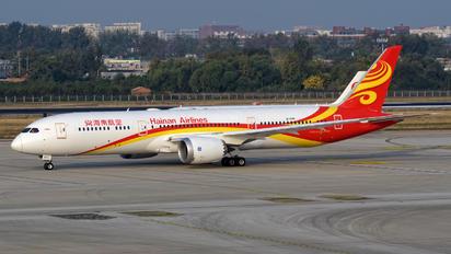 B-1499 - Hainan Airlines Boeing 787-9 Dreamliner