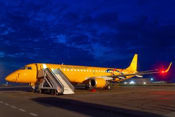 VQ-BAI - Saratov Airlines Embraer ERJ-195 (190-200)