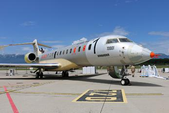 C-GLBO - Bombardier Bombardier BD700 - Global 7000