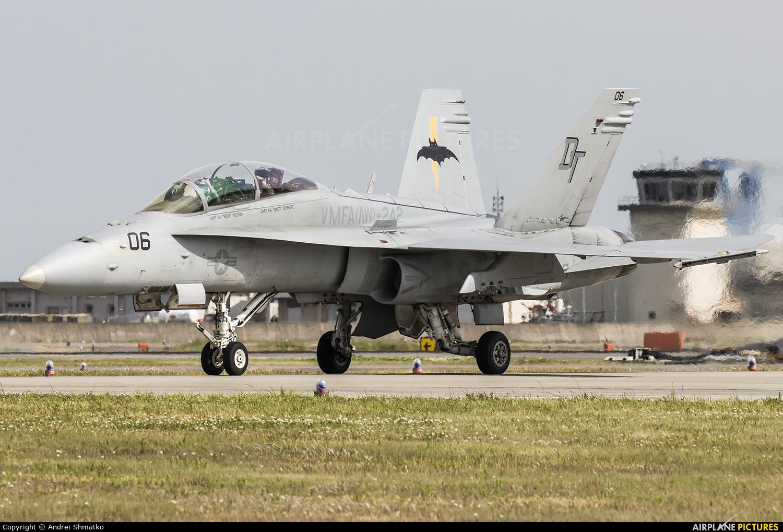 USA - Marine Corps 164953 aircraft at Iwakuni MCAS