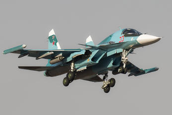 33 - Russia - Air Force Sukhoi Su-34