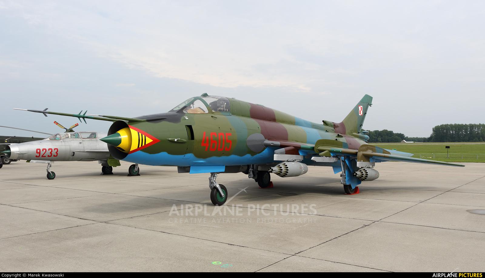 Poland - Air Force 4605 aircraft at Mińsk Mazowiecki