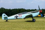 G-AWHC - Private Hispano Aviación HA-1112 Buchon aircraft