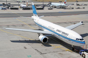 9K-AMB - Kuwait Airways Airbus A300