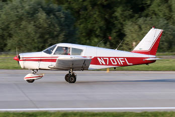N701FL - Private Piper PA-28 Cherokee