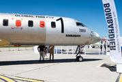 C-GLBO - Bombardier Bombardier BD700 Global 7500 aircraft