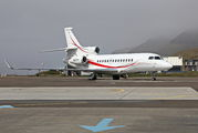 N37TY - Private Dassault Falcon 7X aircraft