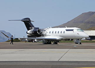 PR-XDE - Private Canadair CL-600 Challenger 350