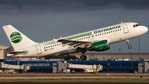D-ASTB - Germania Airbus A319 aircraft