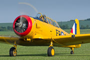 G-BDAM - Private North American Harvard/Texan (AT-6, 16, SNJ series) aircraft