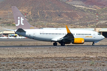 OY-JTT - Jet Time Boeing 737-700