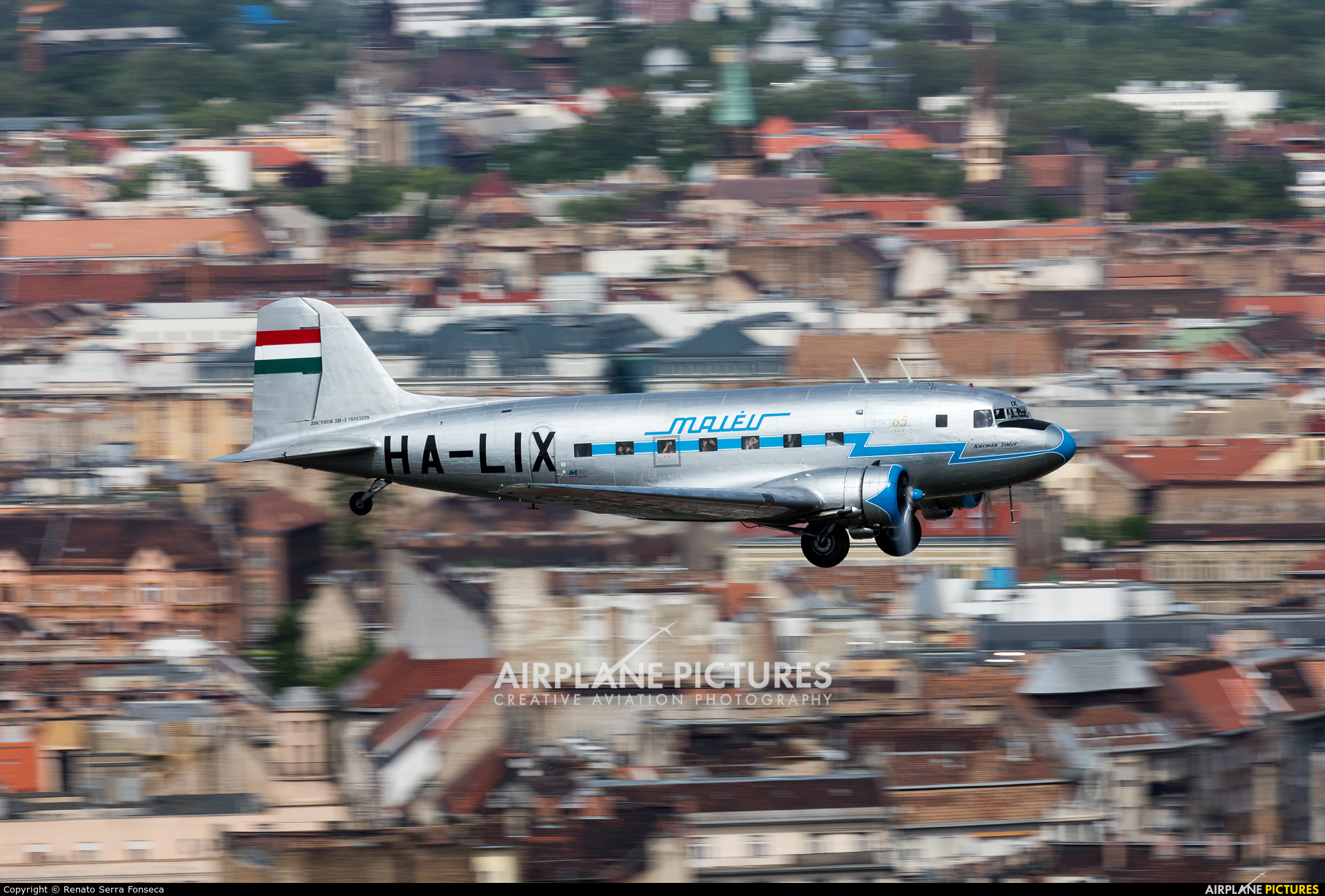 Malev Sunflower Aviation (Gold Ttimer Foundation) HA-LIX aircraft at Off Airport - Hungary