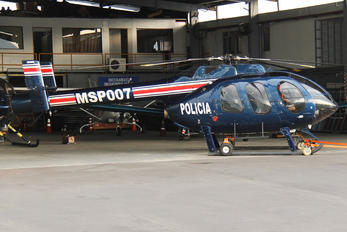 MSP007 - Costa Rica - Ministry of Public Security MD Helicopters MD-600N