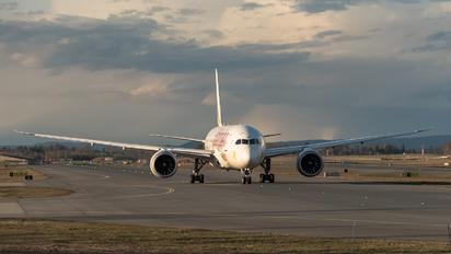 ET-AOQ - Ethiopian Airlines Boeing 787-8 Dreamliner