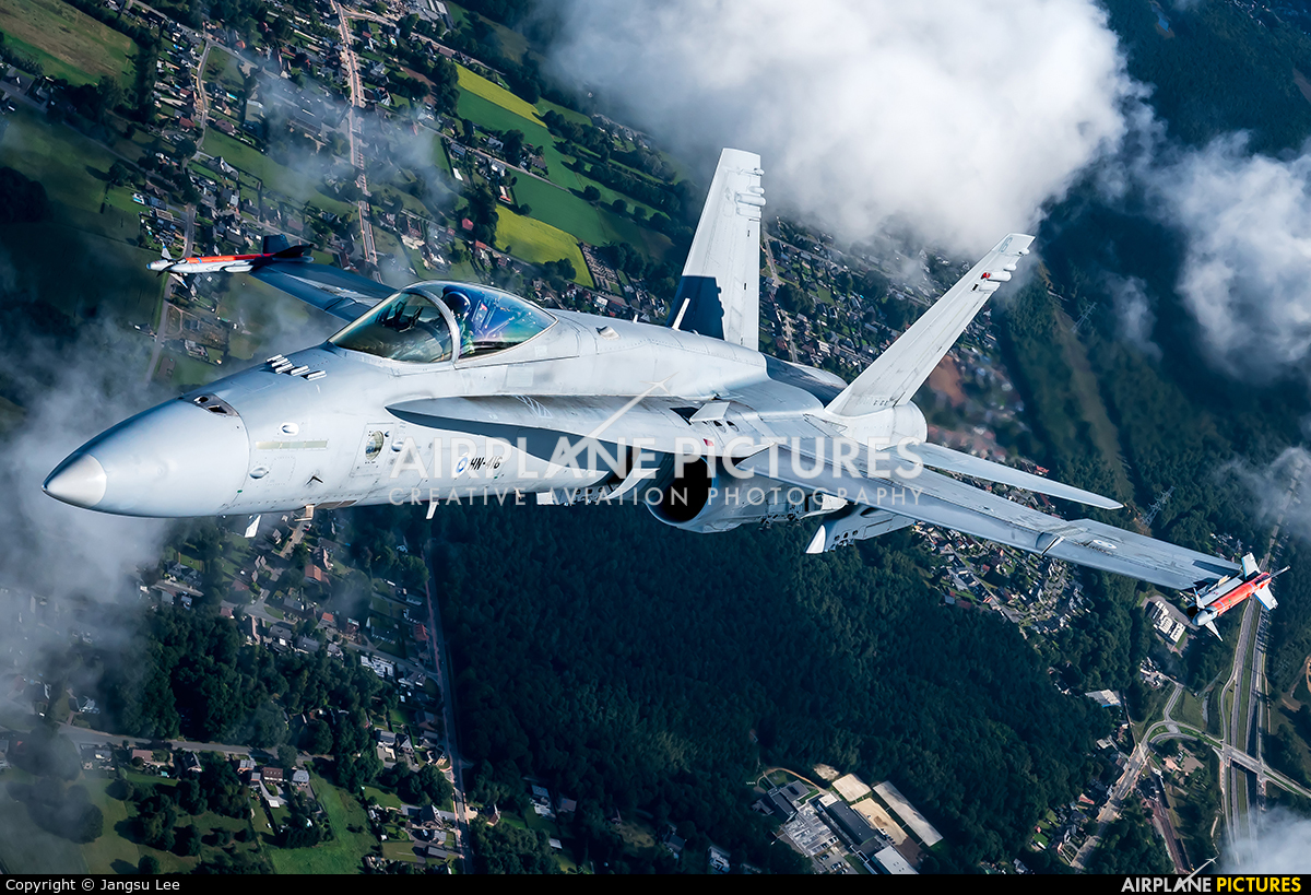 Finland - Air Force HN-416 aircraft at In Flight - Belgium