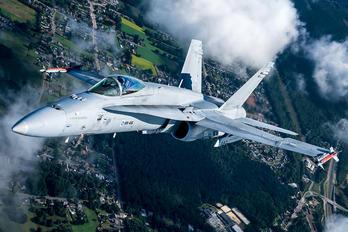 HN-416 - Finland - Air Force McDonnell Douglas F-18C Hornet