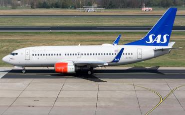 LN-RRA - SAS - Scandinavian Airlines Boeing 737-700