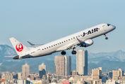 JA245J - J-Air Embraer ERJ-190 (190-100) aircraft
