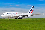 F-HPJF - Air France Airbus A380 aircraft