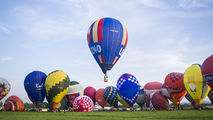 XIX International Mountain Balloon Competition in Krosno