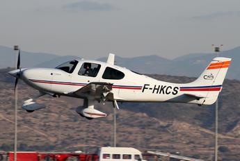 F-HKCS - Private Cirrus SR22