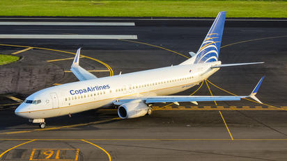 HP-1840CMP - Copa Airlines Boeing 737-800