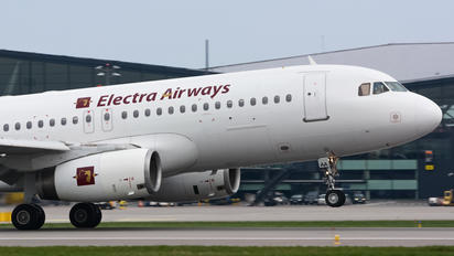 LZ-EAA - Electra Airways Airbus A320