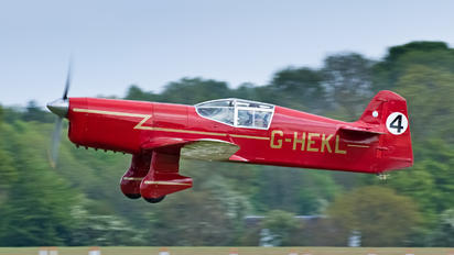 G-HEKL - Private Beale Replica Percival Mew Gull